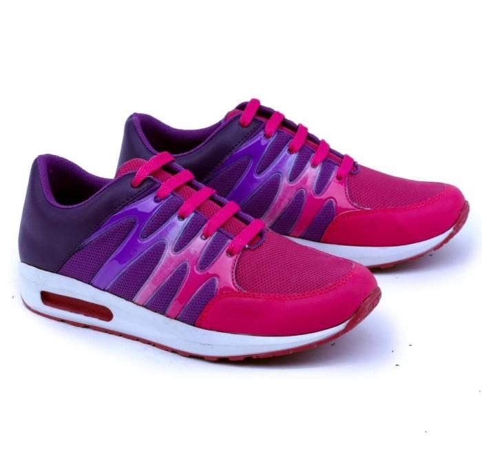 harga Sepatu olahraga garsel sport glt 7004 / sepatu badminton wanita murah Tokopedia.com