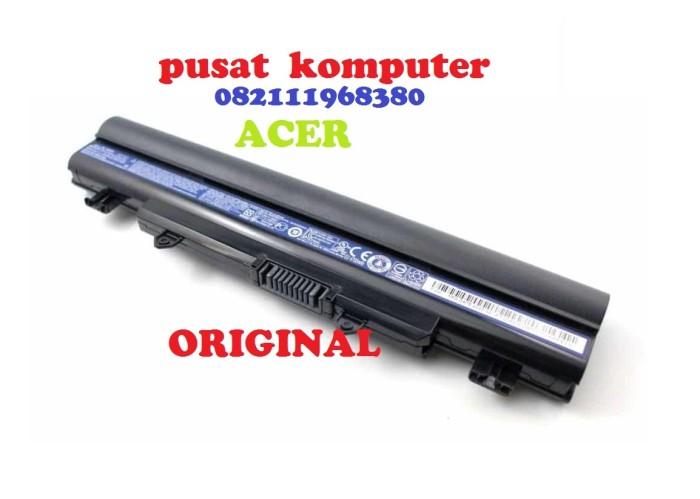 harga Original baterai acer al14a32 e14 e15 e5-411 421 471 v3-472 v3 v5-572 Tokopedia.com