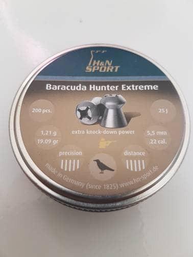 harga Mimis baracuda hunter extreme 22/5.5 mm Tokopedia.com