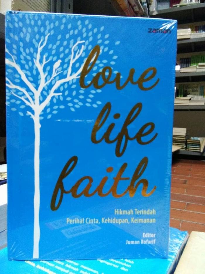 harga Love life faith hc Tokopedia.com