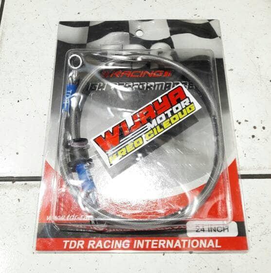 Selang rem warna TDR racing 24 inch