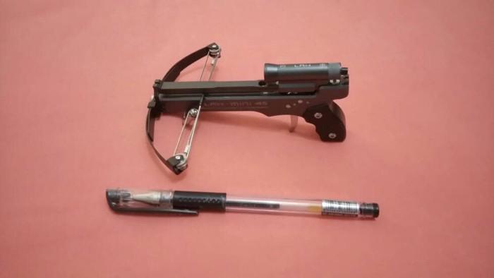 harga Super mini powerfull compound crossbow - fungsi seperti crossbow asli Tokopedia.com