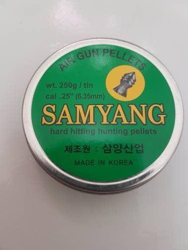harga Mimis samyang lancip cal 25/6.35 mm Tokopedia.com