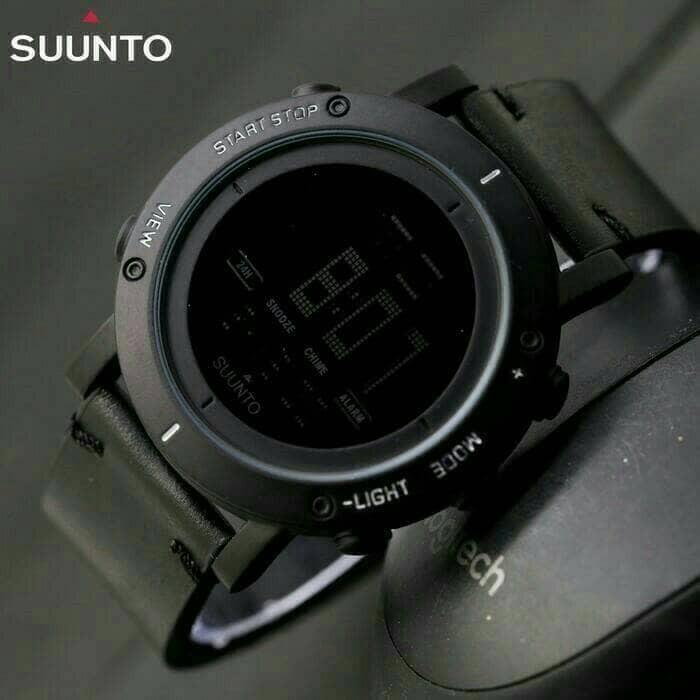 harga Jam tangan pria cowok suntoo digital kulit semi super Tokopedia.com