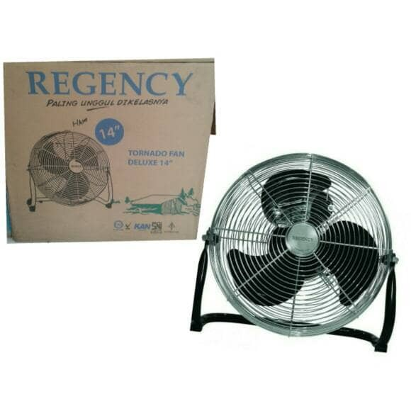 "KIPAS ANGIN REGENCY 14"" TORNADO FAN DELUXE"