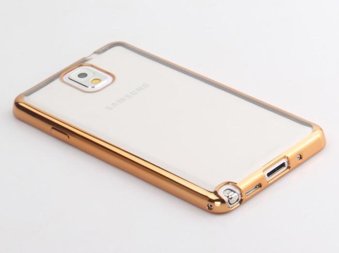harga Samsung Note 3 4 5 Soft Case Back Cover Casing Silikon Hp Tpu Shine Blanja.com