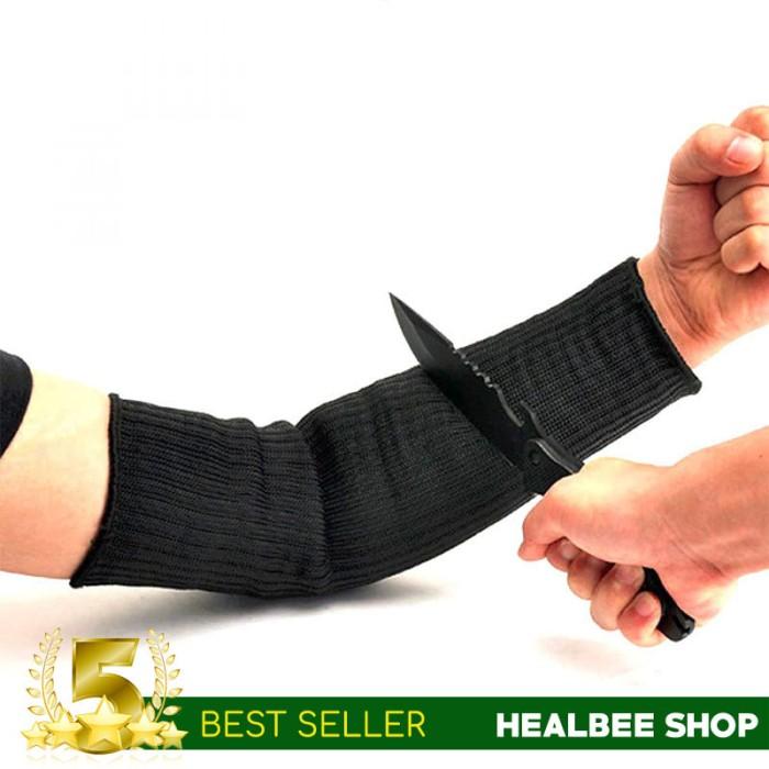 harga Sarung lengan anti sobek tahan benda tajam melindungi dari begal Tokopedia.com