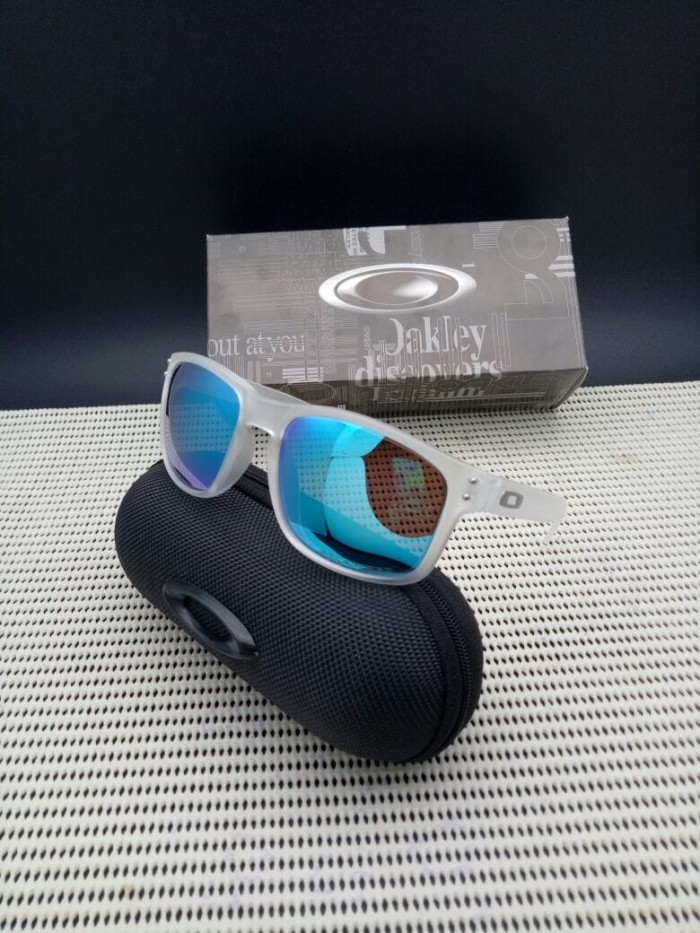 harga Kacamata oakley holbrook trans light blue fashion pria polarized murah Tokopedia.com