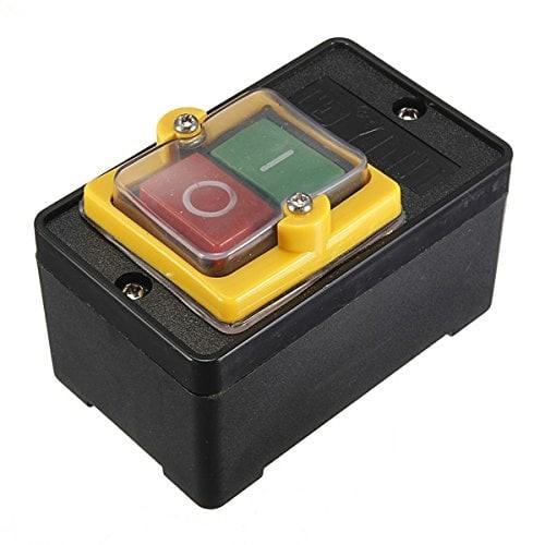 harga On off waterproof push button switch 10a 250v/380v kao-5 Tokopedia.com