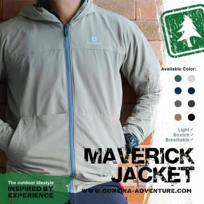 harga Consina maverick jaket Tokopedia.com