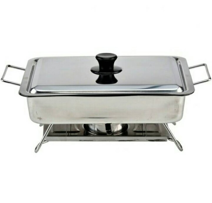harga Panci prasmanan maspion dengan kompor (table pan with stove) Tokopedia.com