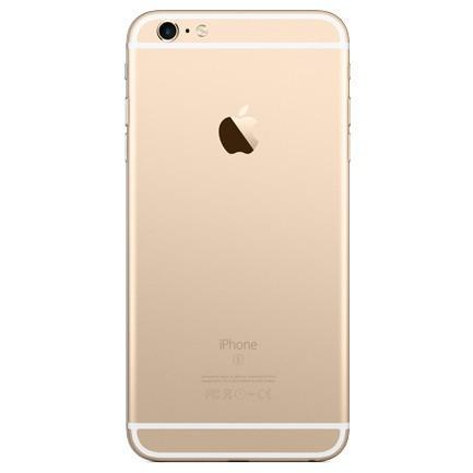 Iphone 6S Plus 64GB Gold Second Ex Internasional Garansi 6 Bulan