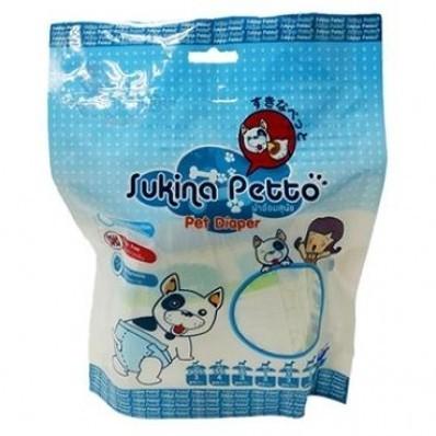 harga Sukina petto pet diaper - popok anjing (size m & l) Tokopedia.com