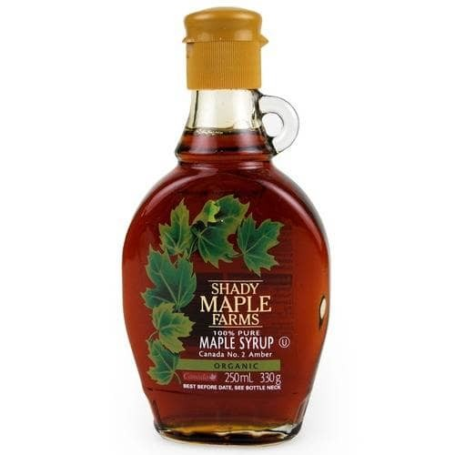 harga Shady Maple Farms Pure Maple Syrup 250ml Tokopedia.com