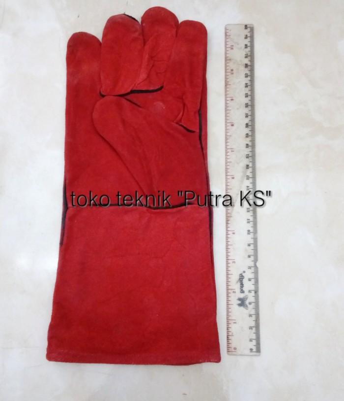 harga Sarung tangan las atau welder safety kovet Tokopedia.com
