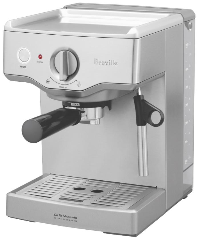 harga Mesin kopi breville bes250 cafe venezia coffee machine Tokopedia.com