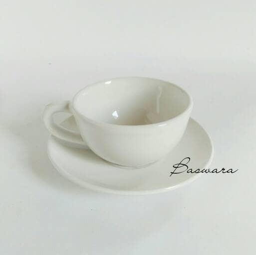 harga Cangkir kopi 180ml gelas teh kopi teacup unik Tokopedia.com