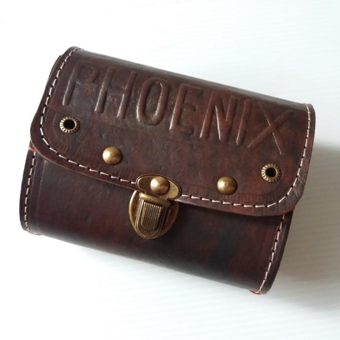 harga Tas sadel sepeda onthel merk phoenix 14cm x 6cm x 9cm Tokopedia.com