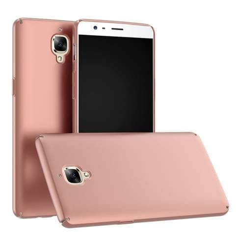 harga Case oneplus 3 one plus 3t baby skin ultra thin hardcase rose gold Tokopedia.com