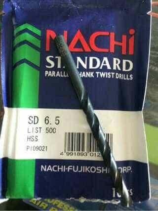 harga Mata bor nachi 6,5 mm Tokopedia.com