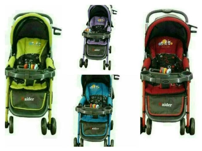 harga Gojek Kereta Dorong Bayi Pliko Raider B/s228 Baby Stroller Troli Troly Tokopedia.com