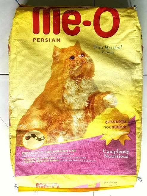 Jual Makanan Kucing Me O Meo Persian 7kg Kota Surabaya