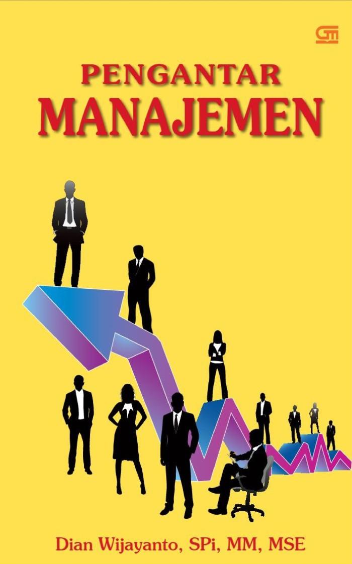 harga Buku pengantar manajemen dian wijayanto, spi, mm, mse Tokopedia.com