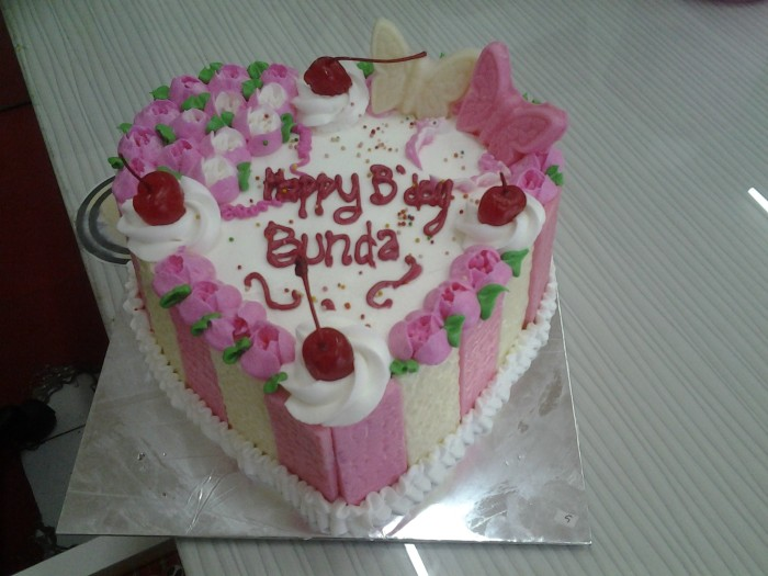 Jual Kue Tart Love Tart Murah Black Forest Kue Ulang Tahun Tart Enak Jakarta Timur Dflo Cake Bakery Tokopedia