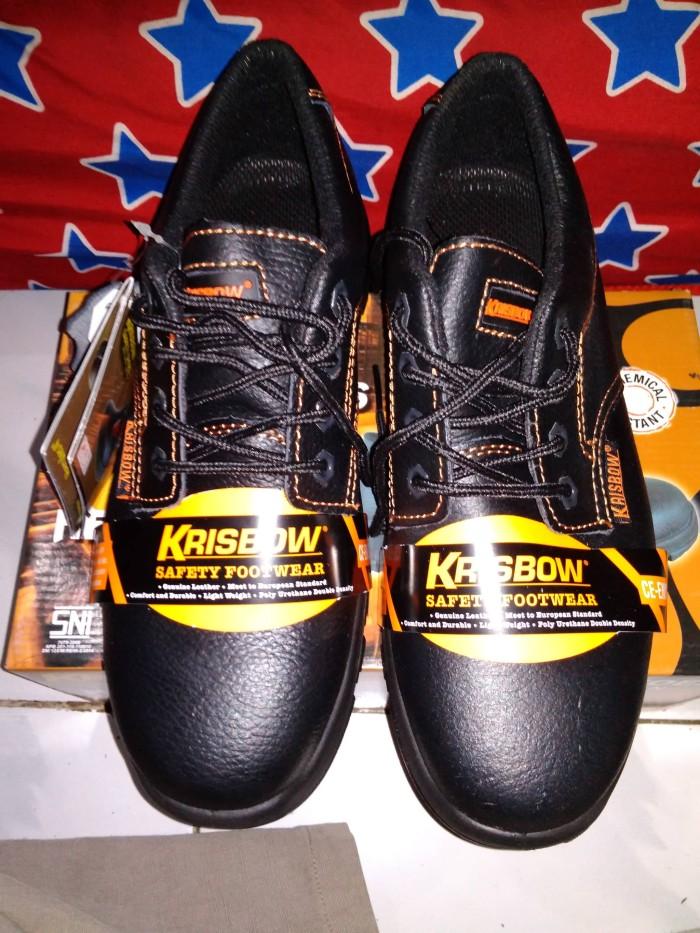 Katalog Sepatu Krisbow Travelbon.com