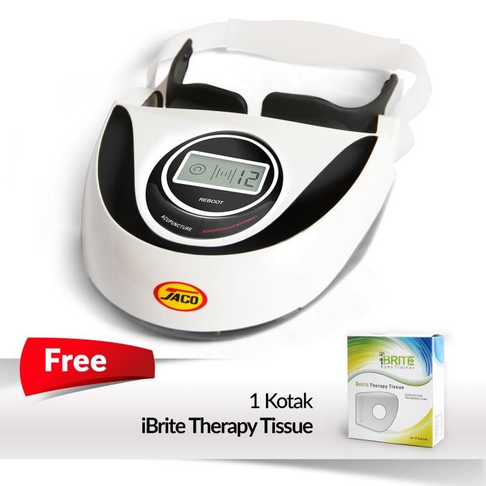 harga Jaco ibrite (gratis 1 kotak ibrite therapy tissue) Tokopedia.com