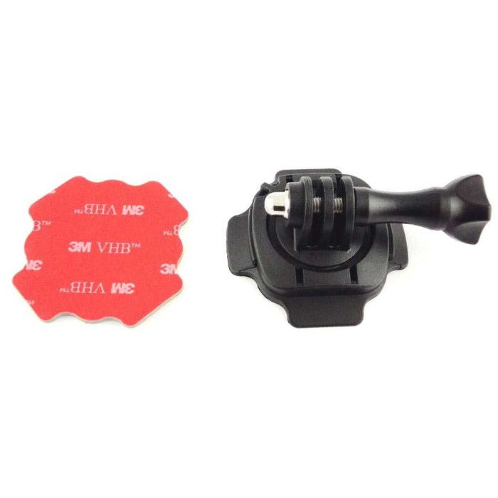 harga 360 degree mount waterproof case tripod tempel gopro xiaomi yi kogan Tokopedia.com