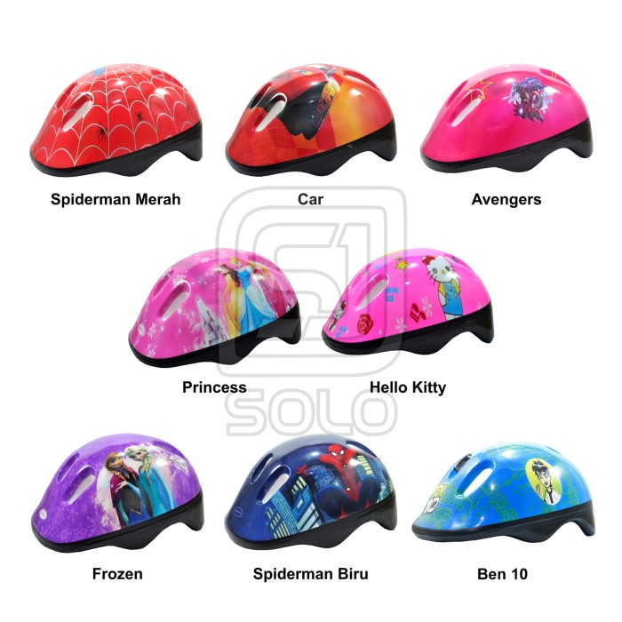 harga Helm sepeda anak   heml sepatu roda anak Tokopedia.com 6126b1c0fa