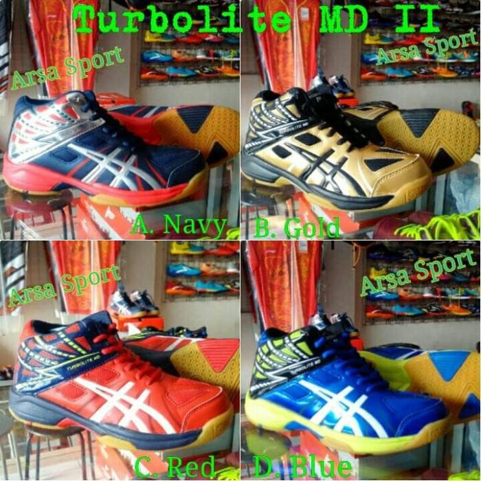 Jual sepatu volley profesional turbolite md cek harga di PriceArea.com 8bd86e2702