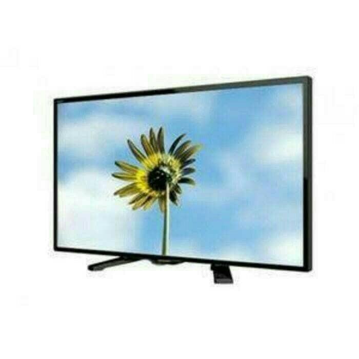led tv sharp 24 le 175 usb movie - tv led /lcd kecil