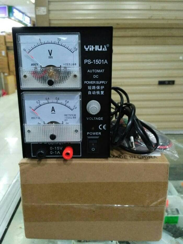 harga Power supply yihua 1501a Tokopedia.com