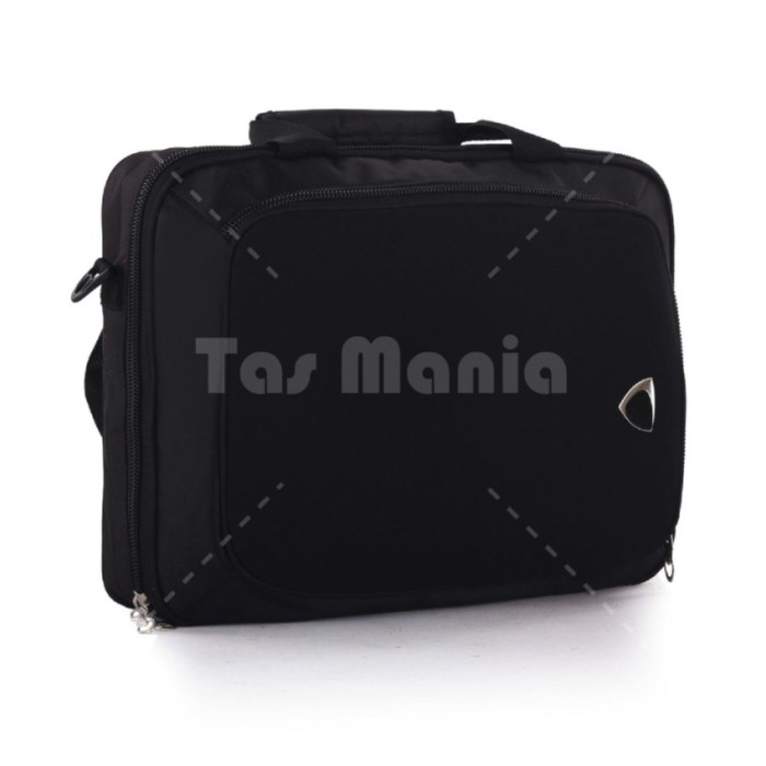 Laris Tas Mania Backpack London Scottish - 3in1 - Black