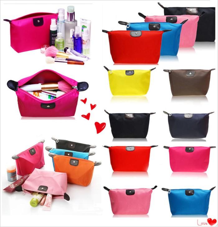 Foto Produk Tas Kosmetik - Bag Pouch - Dompet Kosmetik dari riantishop