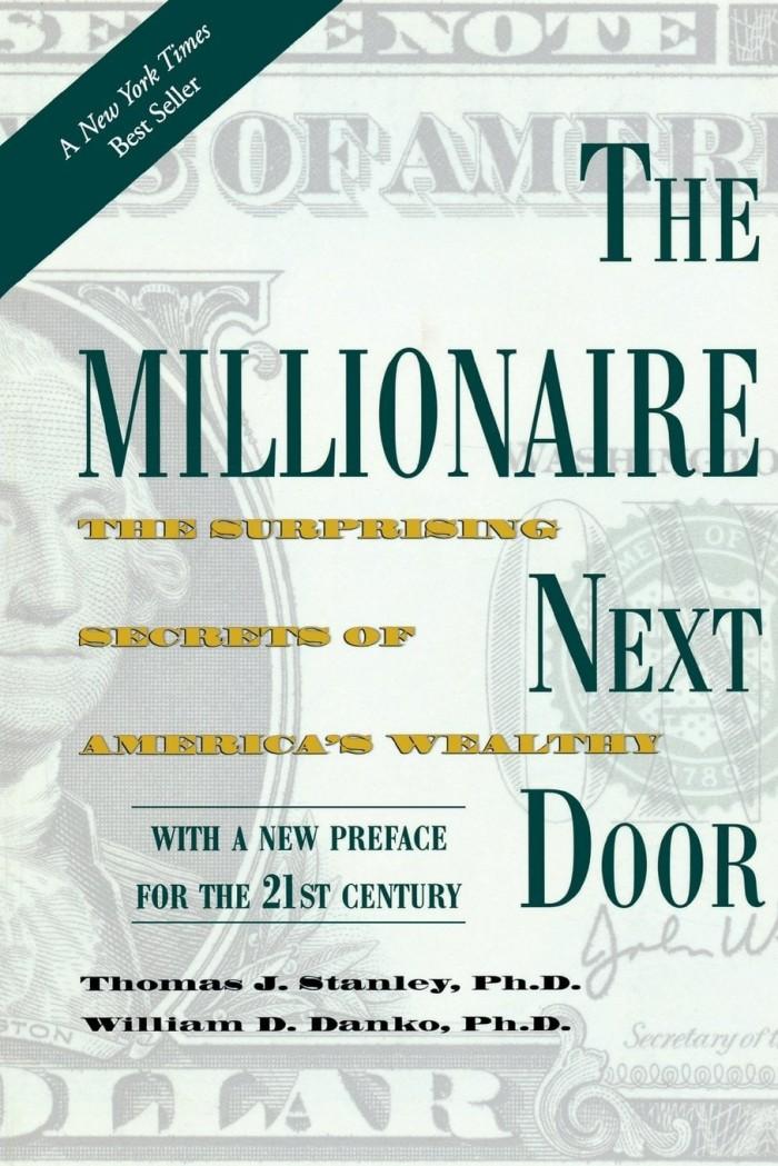 harga The Millionaire Next Door: The Surprising Secrets Of America's Wealthy Tokopedia.com