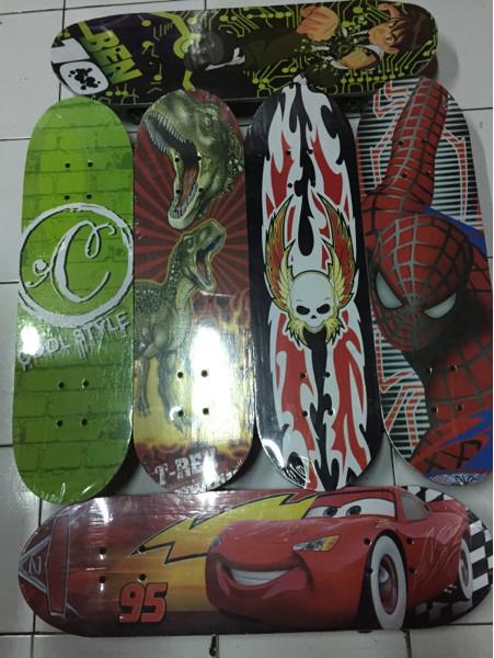 harga Mainan papan luncur skateboard/ skate board size l murmer Tokopedia.com