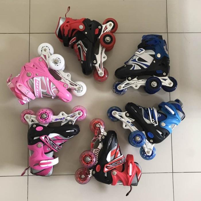 harga Sepatu roda anak power inline skate power superb model bajaj Tokopedia.com