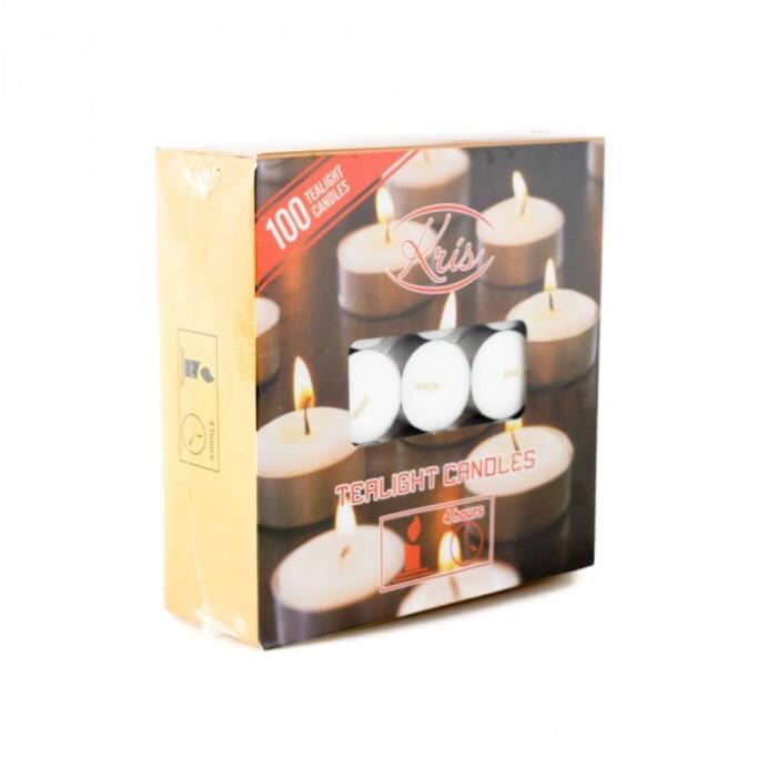 harga Tea light candle kris Tokopedia.com