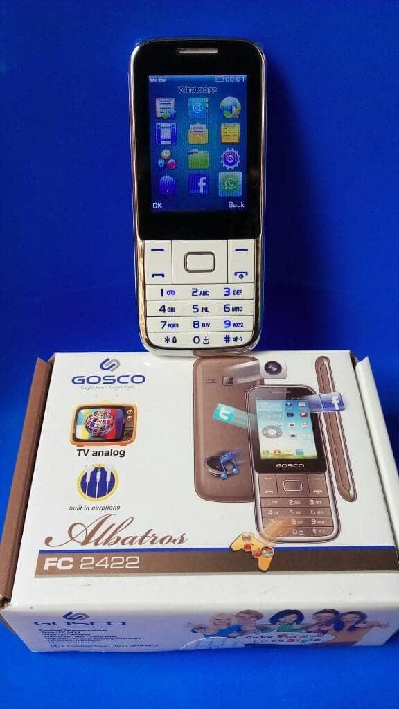 harga Hp gosco fc2422. handphone murah ada tv Tokopedia.com