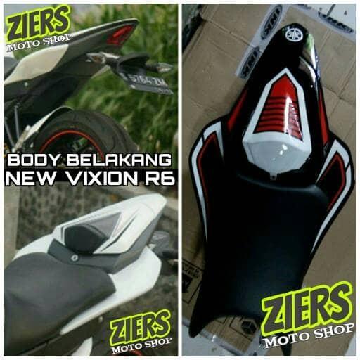 harga Body belakang new vixion model yamaha r6 Tokopedia.com