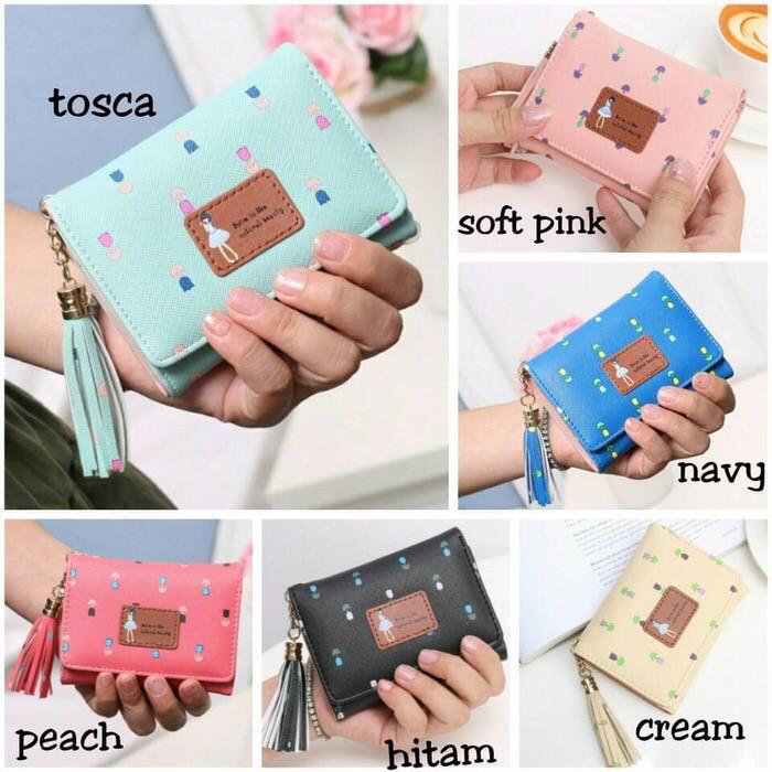 Jual dompet import lucu kecil dompet mini fashion ...