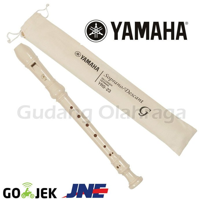 Suling YAMAHA YRS-23 Original / Seruling Yamaha