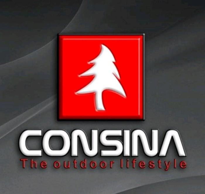 Flysheet Consina 2x3 pelindung tenda original .