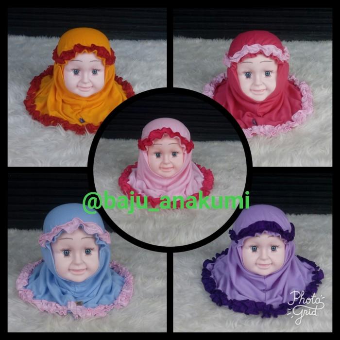 Kerudung Bayi Jilbab Anak Baju Anakumi
