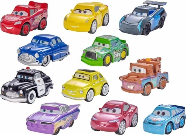 Jual Complete Set Mini Cars Mattel Disney Pixar Mini Cars Cars 3 Wave 1 Jakarta Utara Lego Shop Jkt Tokopedia