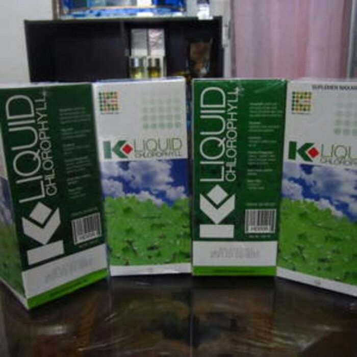 Katalog Liquid Chlorophyll Travelbon.com