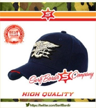 Topi Baseball Import Hitam Police Custom Interpol Topi Baseball Fashio